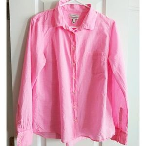"J. Crew Women's ""Boy"" button down shirt!"